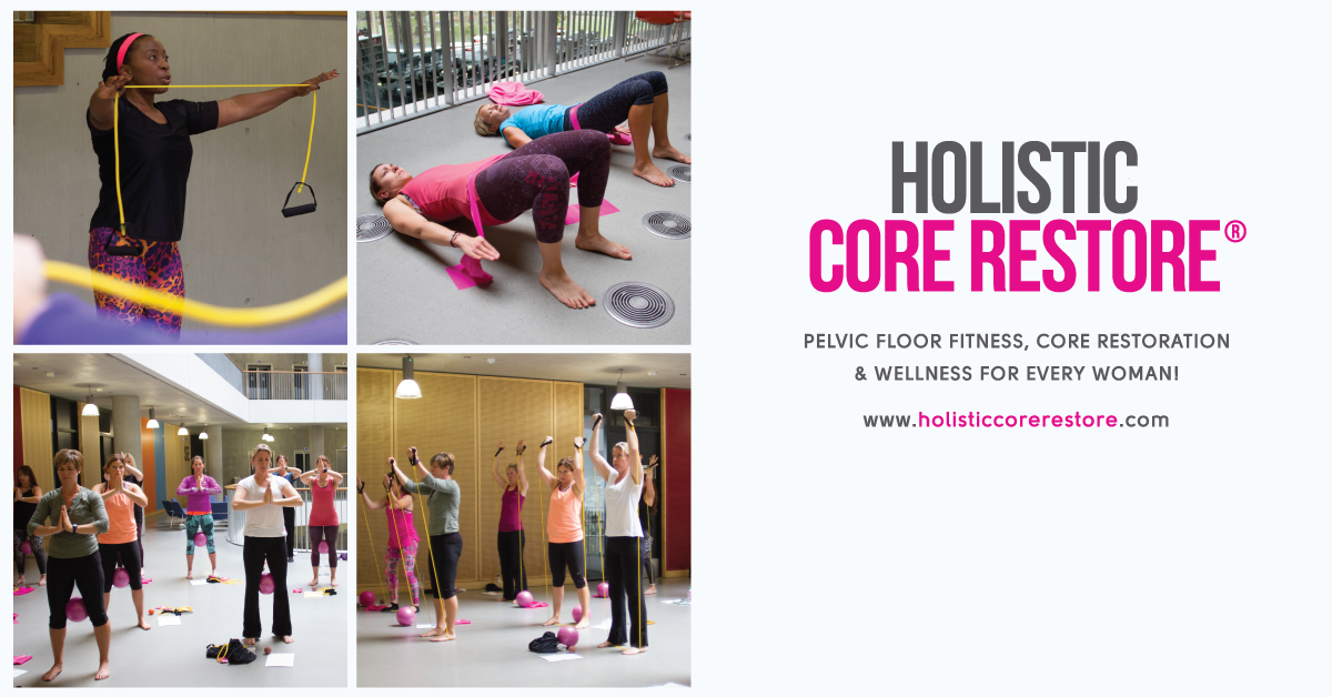 Holistic Core Restore® Windsor, Datchet and Slough